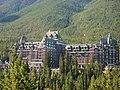 Banff Springs Hotel Canada 班夫水泉飯店 - panoramio.jpg