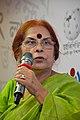 Bani Basu Discusses - Pathaker Jannye Likhi Na Moner Tagide Likhi - Apeejay Bangla Sahitya Utsav - Kolkata 2015-10-10 5258.JPG