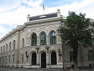 Bank of Latvia - Headquarters