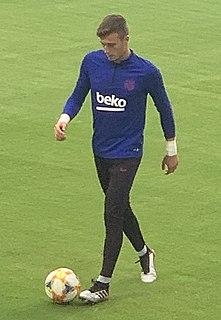 Iñaki Peña Spanish footballer