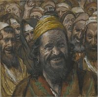 Barabbas cover