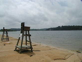 Barren River Lake State Resort Park - Image: Barren river lake state park 2002