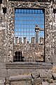 Basilica Complex, Qanawat (قنوات), Syria - West part- central doorway on west façade - PHBZ024 2016 3550 - Dumbarton Oaks.jpg
