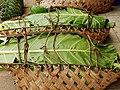 Basket of Banana Leaves (31404070405).jpg