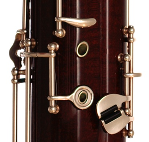 Music technology (mechanical) - The modern bassoon was only feasible as an instrument when the mechanical technology for creating precise key mechanisms was developed. In the 2010s, flutes, clarinets and many other woodwind instruments use similar key mechanisms.
