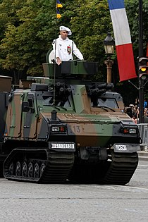 Bastille Day 2014 Paris - Motorised troops 025.jpg
