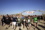 Bastion half-marathon raises funds, morale 120101-M-DF801-001.jpg