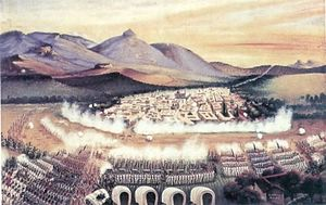 Battle of Silao - Image: Batalla de Silao