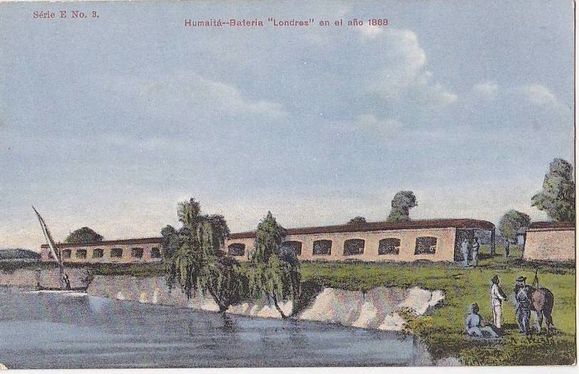 Bateria londres 1868