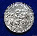 Battle of Ramillies & Seizure of 12 Flanders Towns in the War of the Spanish Succession. Medal 1706. Obverse.jpg