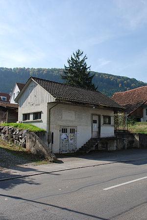 Bättwil - Bättwil village