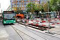 Baustellenfortschritt Jakominiplatz Weichentausch (14343128215).jpg