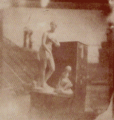 Bayard Two Statues Photographed on Rooftops 1839-1840.png