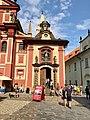 Bazilika Svatého Jiří, Pražský Hrad, Hradčany, Praha, Hlavní Město Praha, Česká Republika (48791538883).jpg