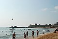 Beach, ball, boys..jpg