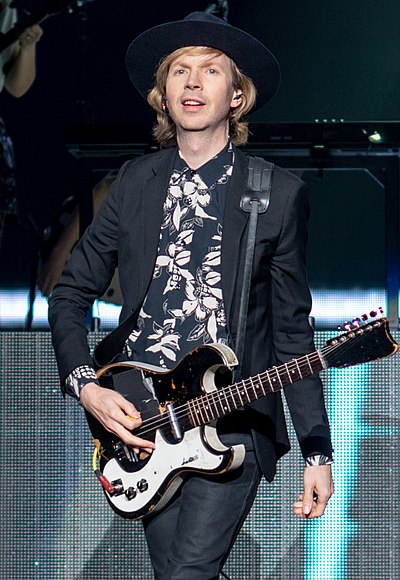 Picture of a band or musician: Beck