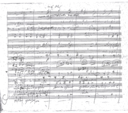 image illustrative de l'article Symphonie nº 9 de Beethoven
