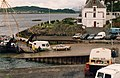 Before the bridge was built^ Ferry from Skye unloading at Kyle of Lochalsh - geograph.org.uk - 96787.jpg