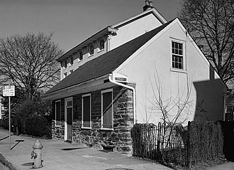 National Register of Historic Places listings in Northwest Philadelphia - Image: Beggarstown School