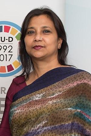 Tarana Halim - Halim in 2017