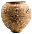 Beker in gebronsd aardewerk, 70 tot 130 NC, vindplaats- Eben-Emael-Kanne, De Heijse, 1967-1968, tumulusgraf, collectie Gallo-Romeins Museum Tongeren, EE.67 no 14.jpg