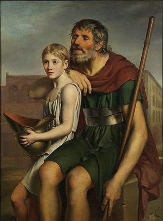 Per Krafft the Younger - Belisarius  (1799)