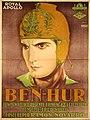 Ben-Hur magyar filmplakát (Nemes György, 1926).jpg