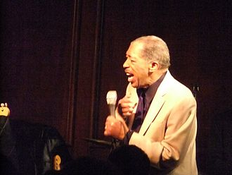 Ben E. King - King performing at Scullers Jazz Club in Boston, Massachusetts, on March 31, 2012
