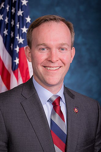 Utah's 4th congressional district - Image: Ben Mc Adams, official portrait, 116th Congress