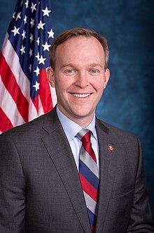 Ben McAdams, official portrait, 116th Congress.jpg