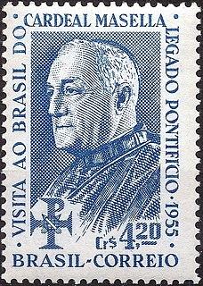 Benedetto Aloisi Masella Catholic cardinal