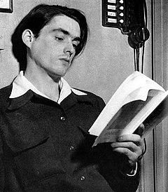 Bengt Anderberg læser egne digte (1955).