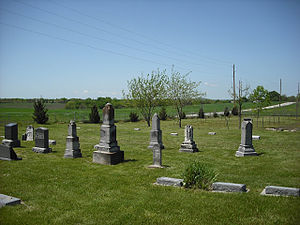 Beni Israel Cemetery - Beni Israel Cemetery in 2012.