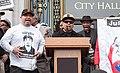 Benjamin Bac Sierra at San Francisco March 2016 protest against police violence - 3.jpg