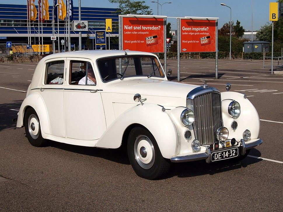 Bentley MK VI DE-14-32 pic3