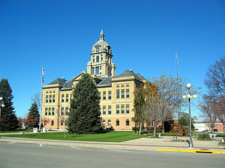 Benton County, Iowa County in the United States