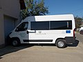 Berekfürdői Szent László Lelkigyakorlatos Ház, Peugeot furgon, 2018 Karcag.jpg