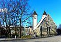 Bergen - Mariakirken fra Øvregaten.jpg