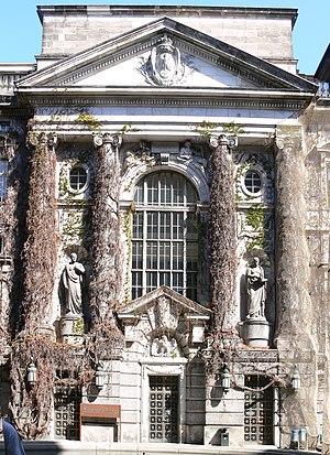 Berlin State Library - Haus Unter den Linden