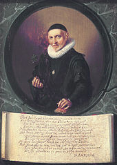 Portrait de Bernardus Paludanus