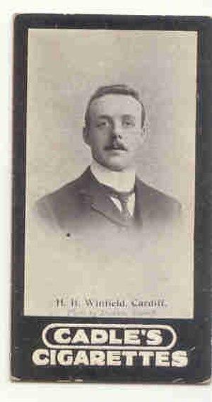 Bert Winfield - Image: Bert Winfield