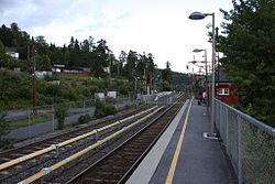 Besserud T-banestasjon.JPG