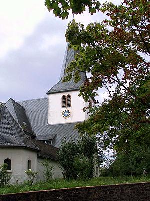 Bessungen - Bessunger Church founded in 1002