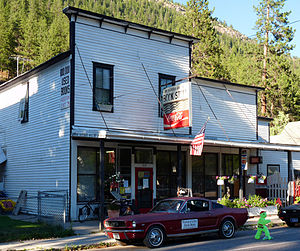 National Register of Historic Places listings in Mineral County, Montana