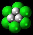 Beta-Hexachlorocyclohexane molecule spacefill.png