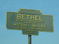 Official logo of Bethel, Pennsylvania
