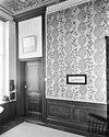 betimmering en behang in achter-zijkamer - groningen - 20094169 - rce