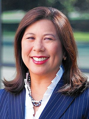 California executive branch - Image: Betty Yee official photo (cropped)