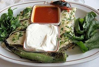 Beyti kebab - A plate of beyti kebab