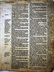 Biblia Wikipedia La Enciclopedia Libre